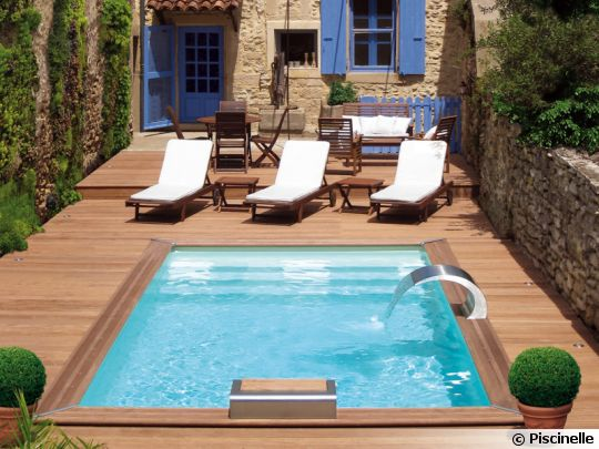 Piscine tout sur la maison immobilier et finance for Verre filtration piscine