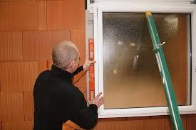 La pose des fen tres et des portes tout sur la maison for Pose fenetre pvc