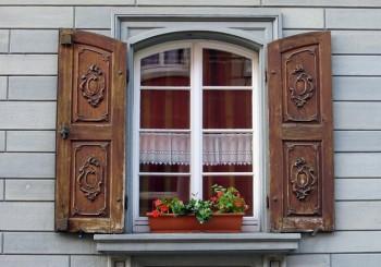 Fenêtre vitrage feuilleté