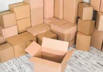 demenagement cartons