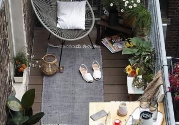 Comment bien aménager son balcon