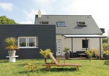 prix agrandissement maison 30m2 , Agrandissement Maison Bois Prix M2 Extension Quimper Choosewell Co