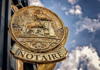 acte notarial